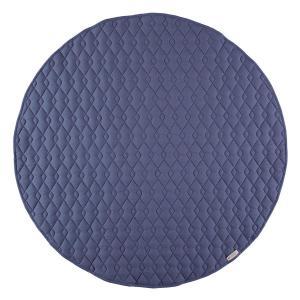 Nobodinoz - N088075 - Tapis Kiowa 105 cm aegean blue (388288)