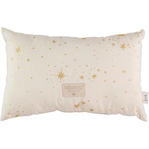 Nobodinoz - N099989 - Coussins Laurel GOLD STELLA/ NATURAL (389324)
