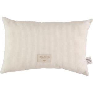 Nobodinoz - N100005 - Coussin Laurel en coton organique 22x35 cm natural (389364)