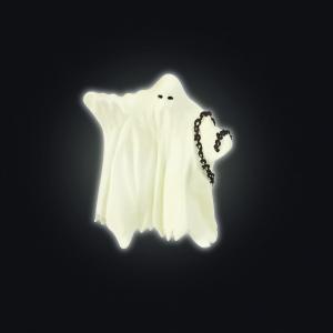 Papo - 38903 - Fantôme phosphorescent - Dim. 7,4 cm x 5,5 cm x 10 cm (3958)