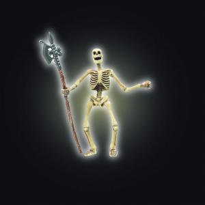 Papo - 38908 - Squelette phosphorescent - Dim. 9 cm x 4 cm x 11,8 cm (3963)