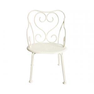 Maileg - 11-4207-03 - Romantic Chair, Mini - Off white (390850)