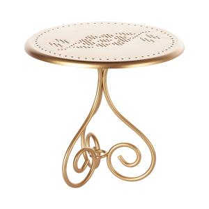 Maileg - 11-7201-05 - Vintage Coffee table - Gold (390908)