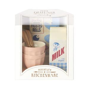Maileg - 11-7503-00 - Breakfast set for two - Taille 4 cm - à partir de 36 mois (390924)