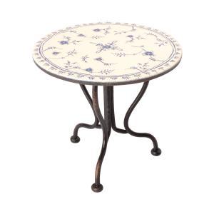 Maileg - 11-8113-00 - Vintage Tea table, Micro  - Taille 8,5 cm - à partir de 36 mois (390970)