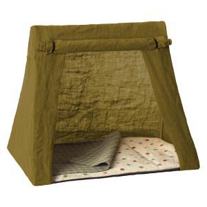 Maileg - 11-8401-00 - Happy Camper Tent, Best Friend - Taille 35 cm - à partir de 36 mois (390982)