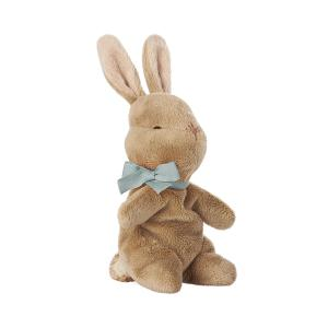 Maileg - 16-7931-00 - My First Bunny in Box, Blue - Taille 19 cm - de 0 à 36 mois (391846)