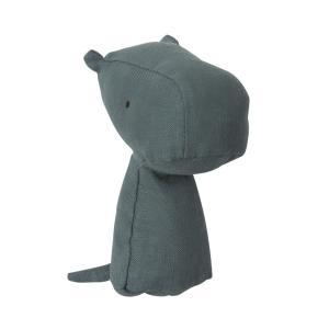 Maileg - 16-8912-00 - Hochet Hippo, Noah's Friends -  12 cm (392004)