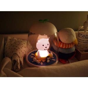 Babywatch - 786500370 - Veilleuses Akio avec câble USB ourson (392448)