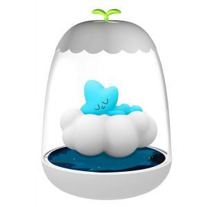 Babywatch - 786500349 - Veilleuses Akio avec câble USB nuage (392450)