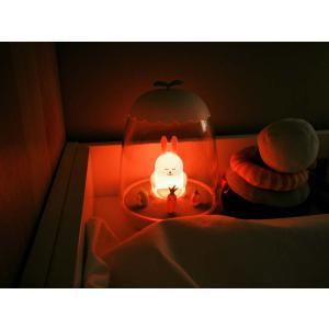 Babywatch - 786500417 - Veilleuses Akio avec câble USB lapin (392466)