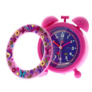 Babywatch - 230606290 - Réveil pédagotique silencieux - Purple garden (392468)