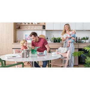 Stokke - 159326 - Baby Set Tripp Trapp® Rose poudre (392478)