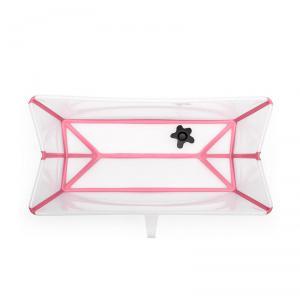 Stokke - 531903 - Baignoire pliante Flexi Bath® Blanc (avec bouchon de vidange réactif à la chaleur) (392532)