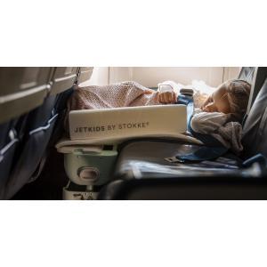 Stokke - 534501 - Valise à roulettes BedBox® 2.0 de JetKids™ by Stokke (avec matelas de voyage) Bleu ciel (392554)