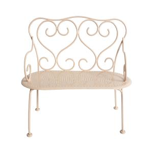 Maileg - 11-4200-02 - Romantic bench mini powder (392582)