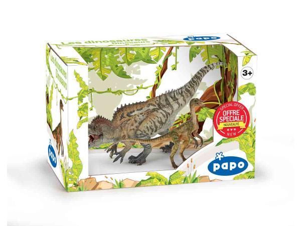 Coffret dinosaures