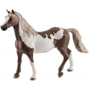 Schleich - 13885 - Figurine Hongre Paint Horse - Dimension : 15 cm x 3 cm x 11,5 cm (392650)
