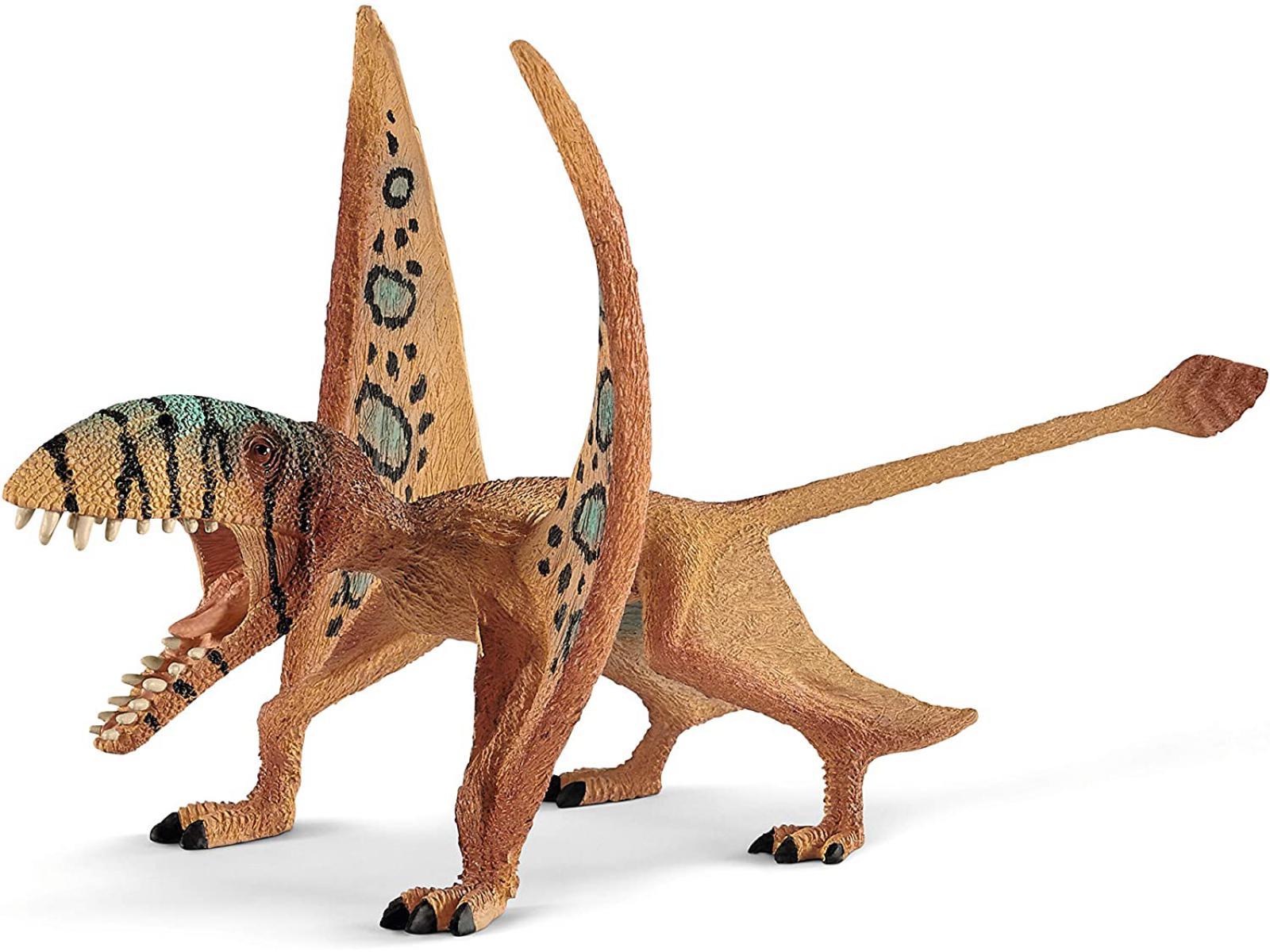 Schleich figurine dimorphodon - Liste des dinosaures carnivores ...
