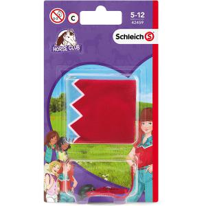 Schleich - 42459 - Horse Club Hannah & Cayenne couverture et licol (392724)