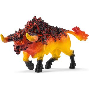 Schleich - 42493 - Figurine Taureau de feu (392744)