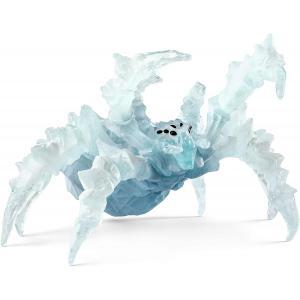 Schleich - 42494 - Figurine Araignée de glace - Dimension : 15,5 cm x 8,2 cm x 18 cm (392746)