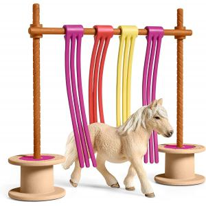 Schleich - 42484 - Rideau pour poney (392784)