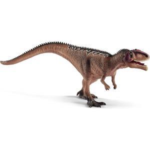 Schleich - 15017 - Figurine Jeune giganotosaure - Dimension : 25,3 cm x 6,8 cm x 9,7 cm (392794)