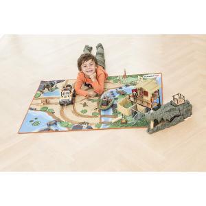 Schleich - 42477 - Tapis de jeu Wild Life (392806)
