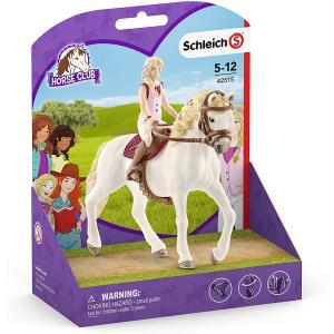 Schleich - 42515 - Figurine Horse Club Sofia & Blossom (392812)