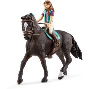 Schleich - 42516 - Figurine Horse Club Lisa & Storm (392814)