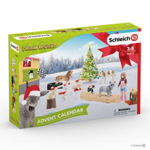 Schleich - 97873 - Cal de l'Avent Farm World 2019 (392842)