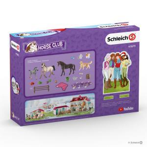 Schleich - 97875 - Cal de l'avent Horse Club 2019 (392844)