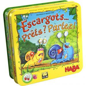 Haba - 304027 - Escargots… Prêts ? Partez ! (392894)