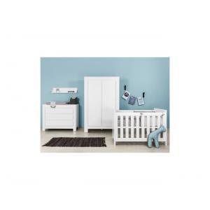 Bopita - 11610211 - Armoire 2-portes BIANCO blanc (392976)