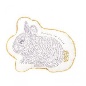 Little Crevette - OMCU - Coussin Pompom (393132)