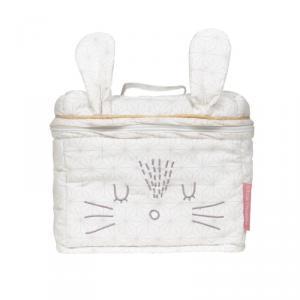 Little Crevette - OMVA - Trousse de toilette Pompom (393142)