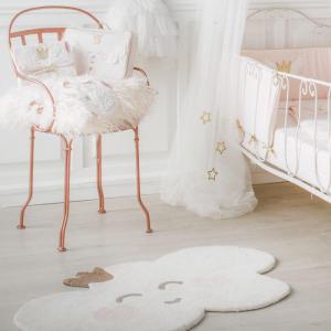 Little Crevette - CLTA2 - Tapis - grand format Princesse Swan (393238)