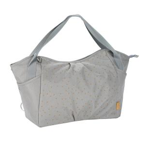 Lassig - 1101006206 - Sac Twin Triangle gris clair (393782)