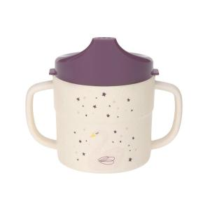 Lassig - 1310017741 - Tasse d´apprentissage bambou Little Water Cygne (394214)