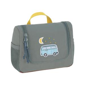 Lassig - 1204003462 - Mini trousse de toilette Adventure Bus (394570)