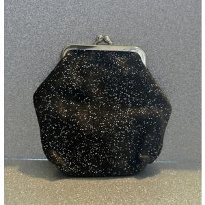 La Cartablière - DREPLNN - Porte Monnaie Midi Reine - Noir Onyx (394798)