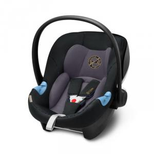 Cybex - 519000875 - Siège auto Aton M i-Size Premium Black-noir (394850)