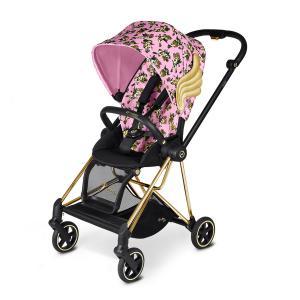 Cybex - 519002037 - Poussette Mios Jeremy Scott Cherub Pink-rose (395214)