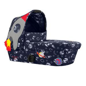Cybex - 519002115 - Nacelle Luxe Mios Anna K Space Rocket-navy blue (395218)