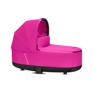 Cybex - 519002377 - Nacelle Luxe Priam Fancy Pink-violet (395338)