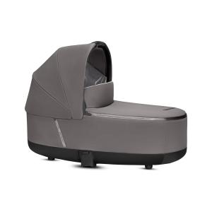 Cybex - 519002371 - Nacelle Luxe Priam Manhattan Grey-gris (395342)