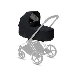 Cybex - 519002369 - Nacelle Luxe Priam Premium Black-noir (395344)