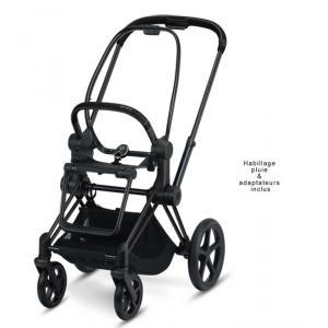 Cybex - 519002297 - Châssis et structure siège Priam noir mat (finitions noir) (395374)