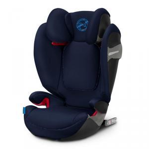 Cybex - 519001059 - Siège auto Solution S-fix Indigo Blue-marine (395544)